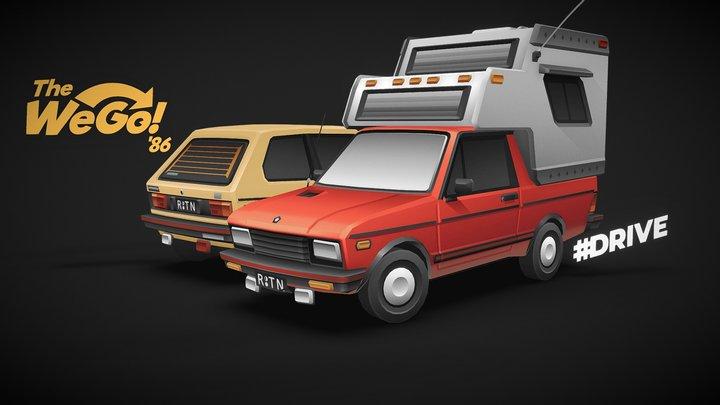 #DRIVE - The Wego 3D Model