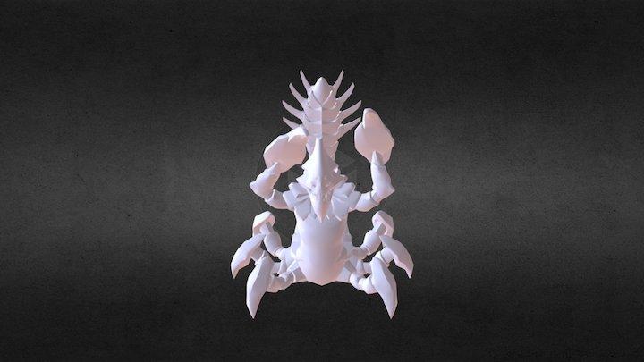 sandking_repaired 3D Model