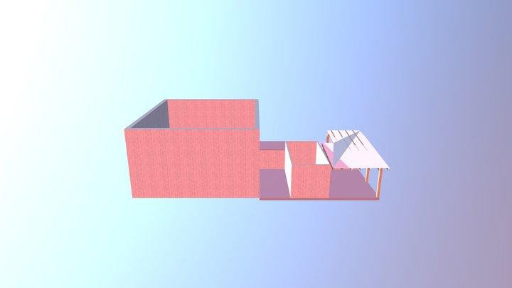 Aufgang.xml 3D Model