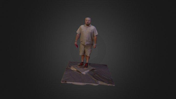 Brian 3D Model
