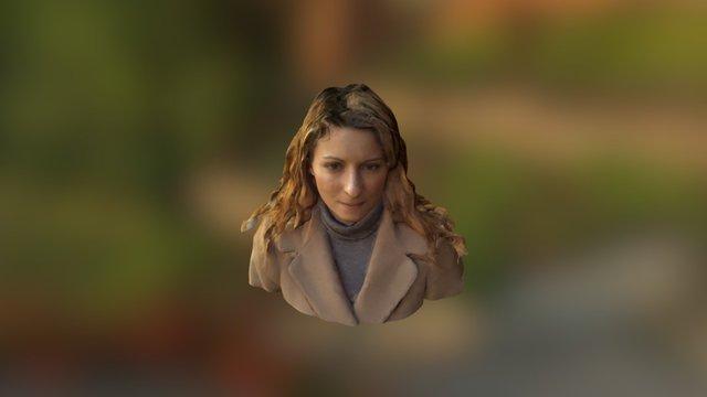 Vanesa Fernández 3D Model