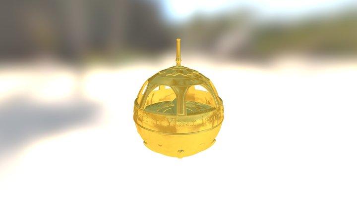 Liahona 3D Model
