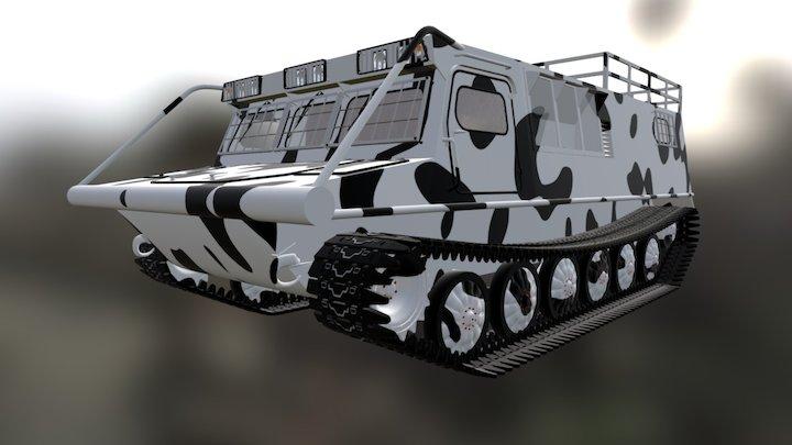 MTLBu 3D Model