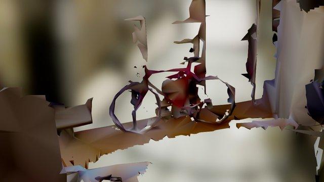 Raum 3D Model