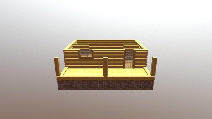 5н авангард разрез 3D Model