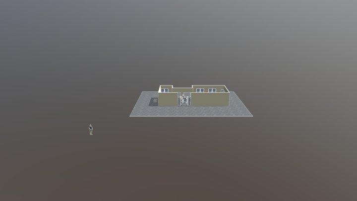 33 3D Model