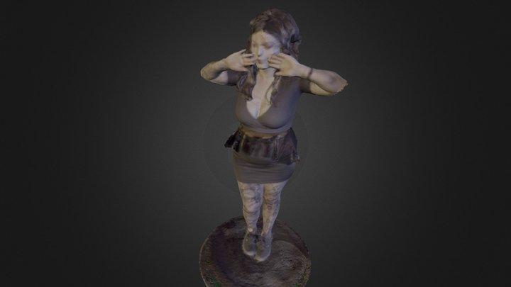 Kelly 3D Model