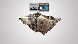 Punggye-ri Nuclear Test Site 3D Model