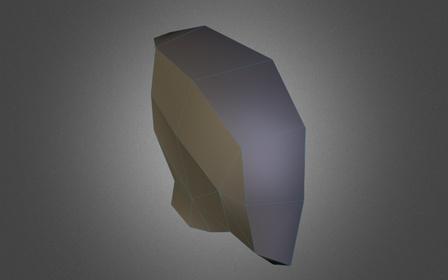 helmet.obj 3D Model