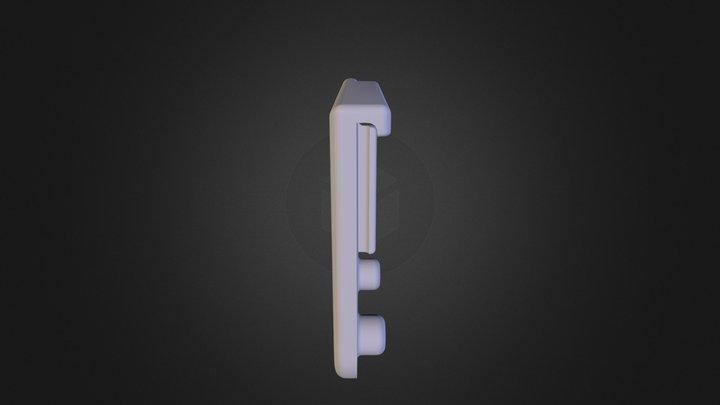 Halterung 3D Model