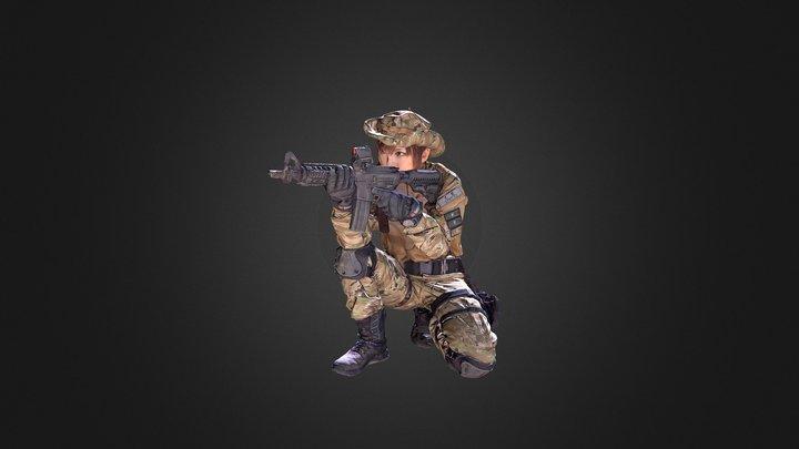 Itsuya 3D Model