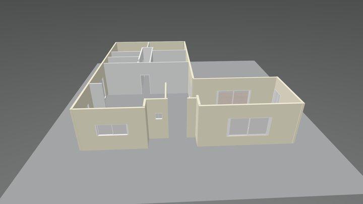 La Asuncion 3D Model