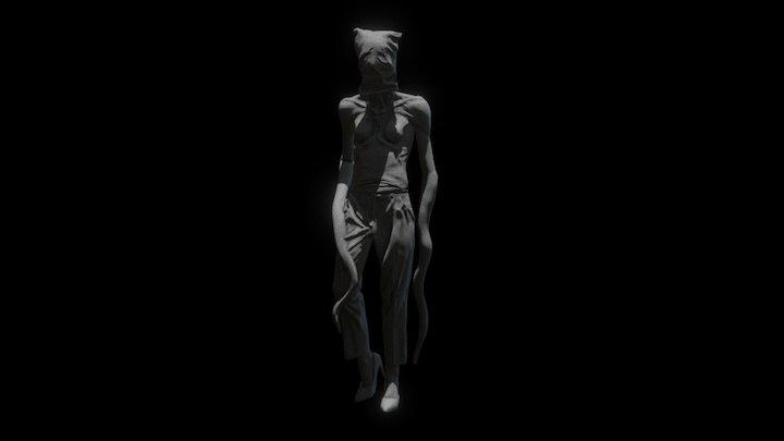 female concept 3D Model