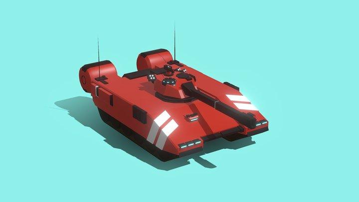 Heavy IFV Concept 3D Model