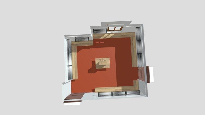 SAT02 3D Model