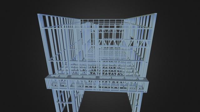 T3 F R A M I N G 3D Model