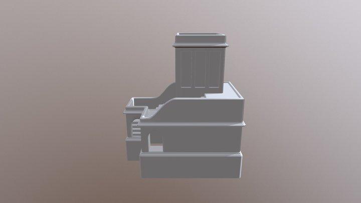Ex_Hlaalu_b_01 3D Model