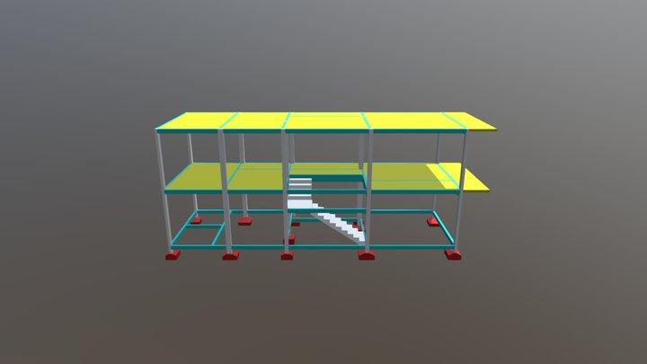 Estrutural Duplex 3D Model