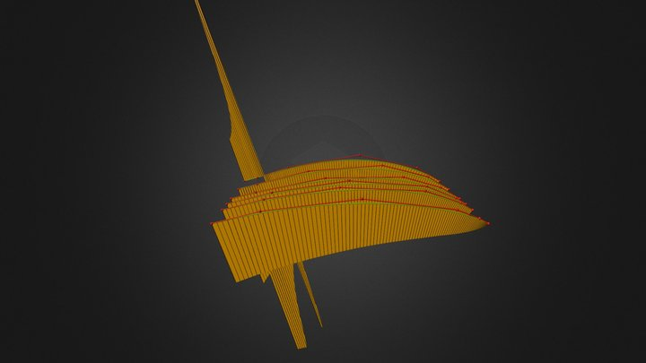 Curvature profiles of Log aesthetic curves 3D Model