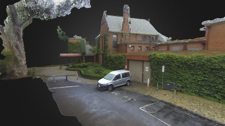 University House (GoPro test 2) 3D Model