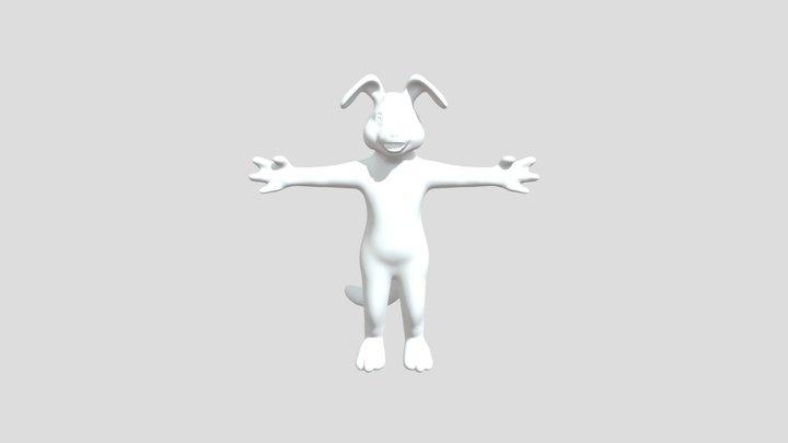 Cabbit 3D Model
