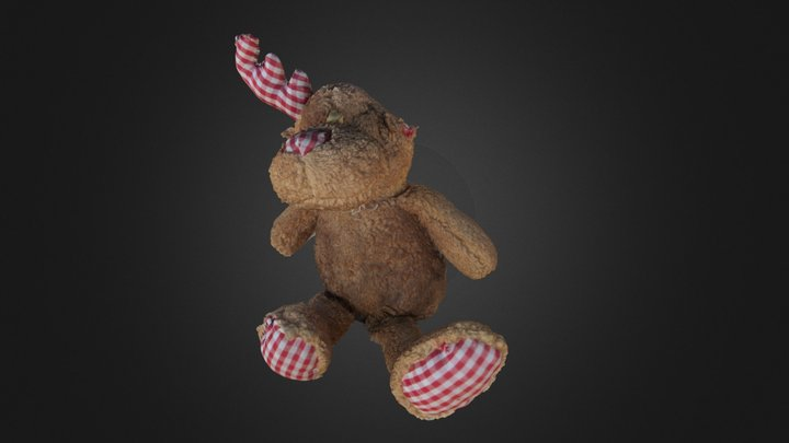Dogs Toy 3D Model