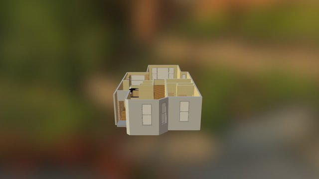 JESS3 C5 3D Model