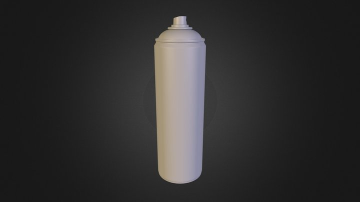 18oz_Can_test_07 3D Model
