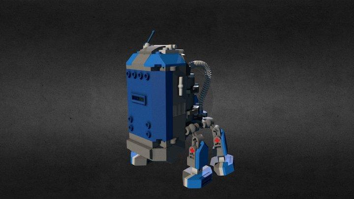 The Elder 3D Model