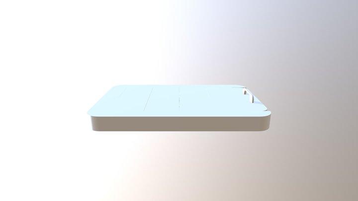 Sensory Board 3D Model