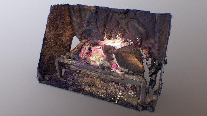 Fire 3D Model