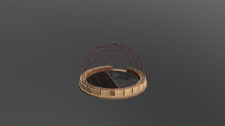 DOMO 3D Model
