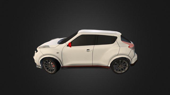 Nissan Juke Nismo 3D Model