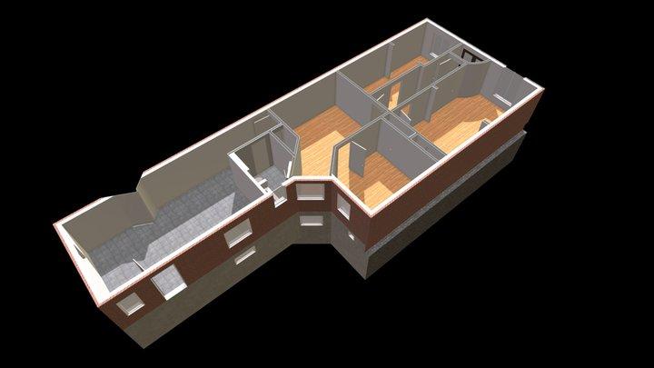 272 St Joseph RDC 3D Model