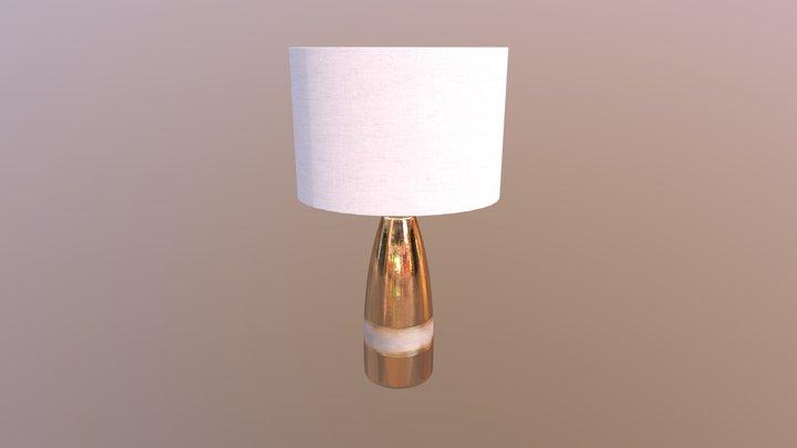 goldlamp 3D Model