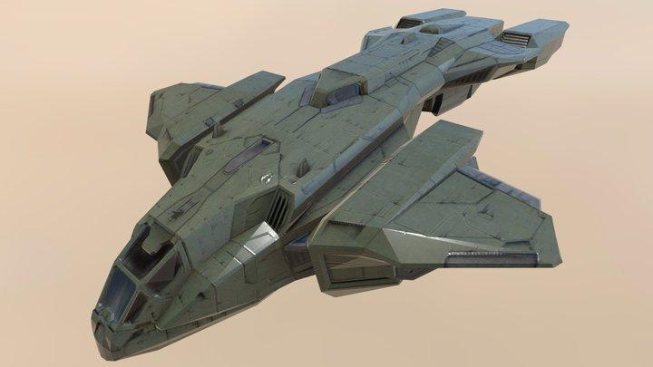 pelican 3D Model