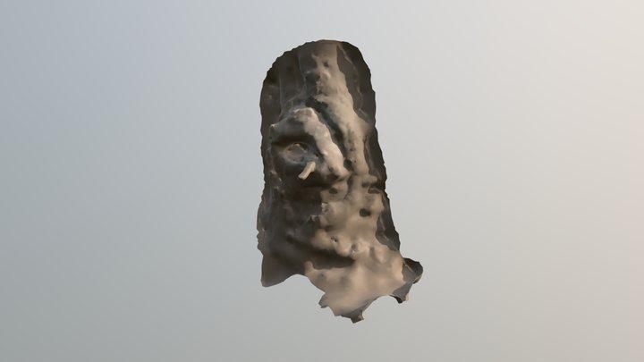 Monster Tree 3D Model