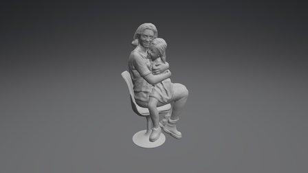 07 - Pau Con Sofi (WIP) 3D Model