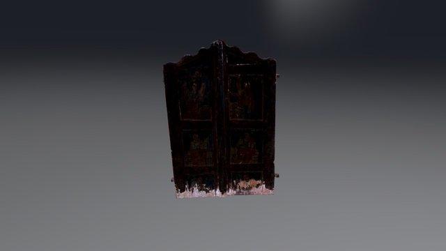 Poarta Imparateasca - Apahida 3D Model