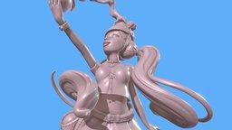 ENTANGLER 02 3D Model
