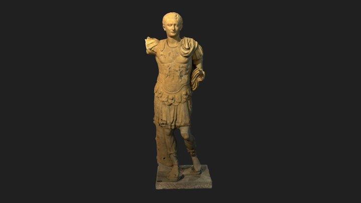 Germanico 3D Model