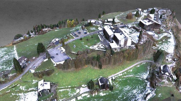 Seeblick, Emmetten 3D Model