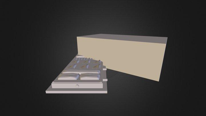 Safe3 Dview 3D Model