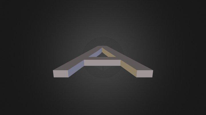 Arial A 3D Model