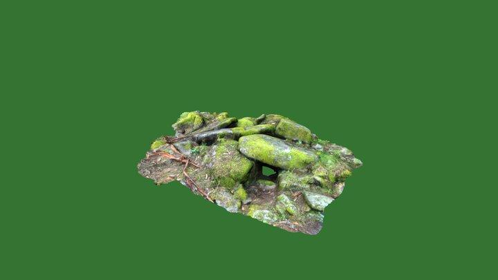 Casoupiña 3 da Cidade do Alén 3D Model