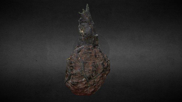 Rock-Tree Thing 3D Model