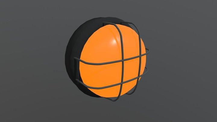 LED (Small) Light 3D Model