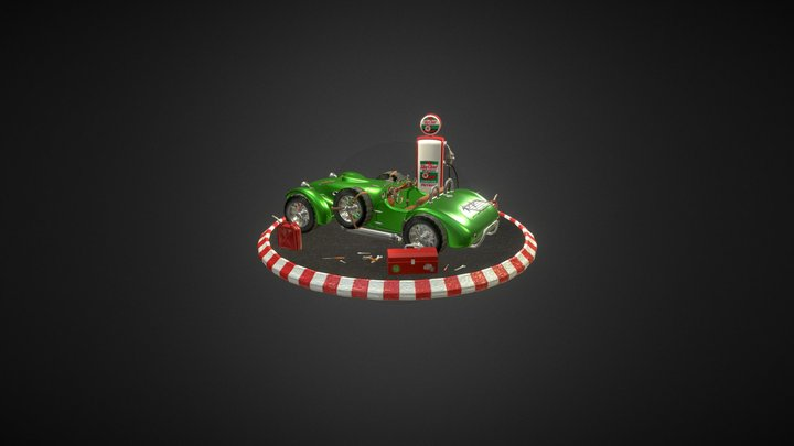 Cardemo 3D Model