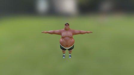 Fatman 3D Model