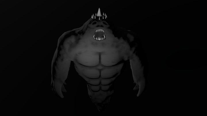 Shadow King 3D Model